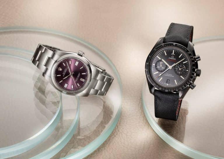 Uhren Rolex Omega